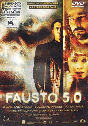 Фауст 5.0 / Fausto 5.0 (2001) DVDRip [AVO]