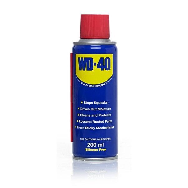 Применение WD-40 в Домашних условиях.