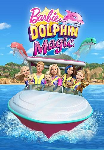 Барби и волшебные дельфины / Barbie: Dolphin Magic (Майкл Дуглас / Michael Douglas, Конрад Хилтен / Conrad Helten) [2017, США, мультфильм, фэнтези, приключения,семейный, WEBRip 1080p] DUB + Original (Eng) + SUB (eng)