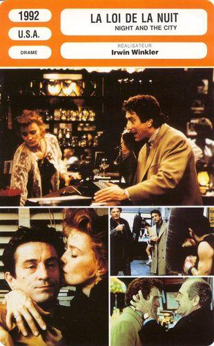Ночь в большом городе / Night and the City (1992) DVDRip