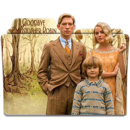 Прощай, Кристофер Робин / Goodbye Christopher Robin  (2017) BDRip [H.264/1080p] [EN]