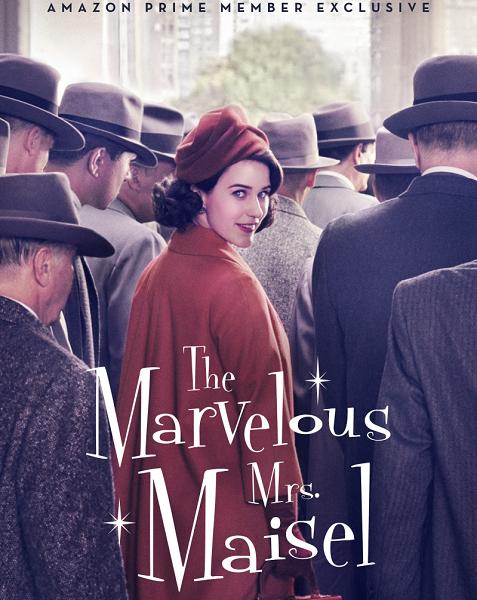 Удивительная миссис Мейзел / The Marvelous Mrs. Maisel [S01] (2017) WEBRip-AVC | Ozz