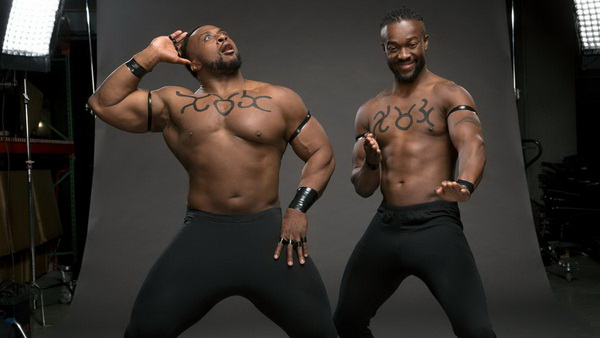 Звезды WWE настоящего в знаковых моментах эры Attitude