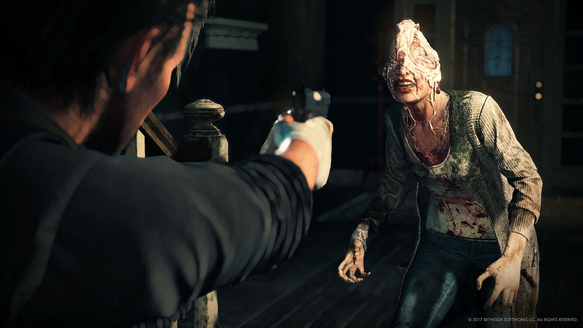 The Evil Within 2 [v 1.0.4 + 1 DLC] (2017/PC/Русский), RePack от =nemos=