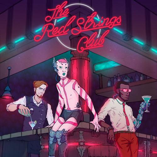 The Red Strings Club (2018) PC | Лицензия