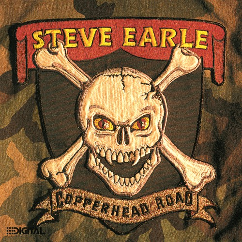 [TR24][OF] Steve Earle - Copperhead Road - 1988 / 2016 (Country)
