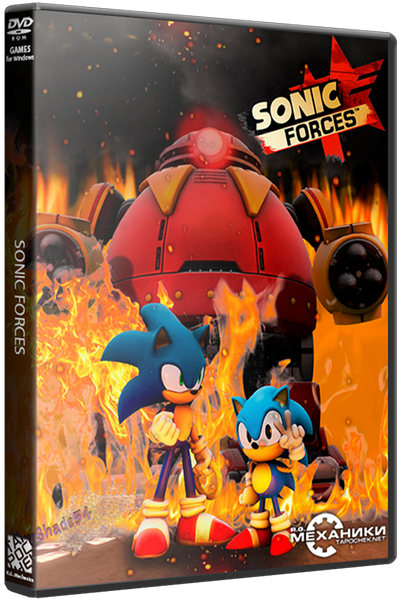 Sonic Forces [v 1.04.79 + 6 DLC] (2017) PC | Repack от R.G. Механики