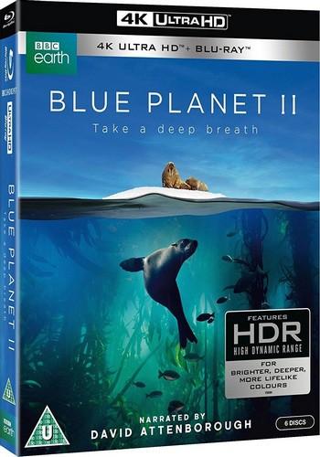 BBC. Голубая планета 2 / Blue Planet II (2017) BDRemux [H.265/2160p] [4K] (Сезон 2, эпизод 1-7 из 7)