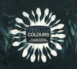 (Breakbeat, Breaks, Electro, Tech House) [2xCD] VA - DJ Lena Popova & DJ Arram Mantana - United Colours - 2005, FLAC (image+.cue), lossless