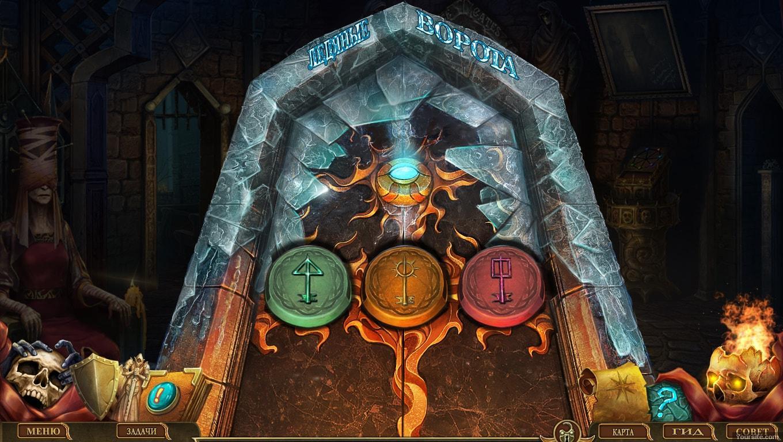 Тайны Духов 10: Последняя Королева Огня / Spirits of Mystery 10: The Last Fire Queen CE (2018) PC