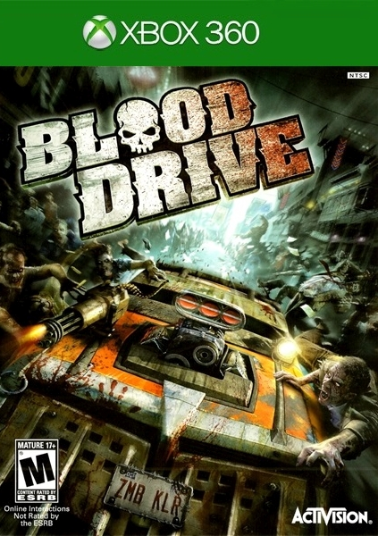 [XBOX360] Blood Drive[FREEBOOT / ENG]