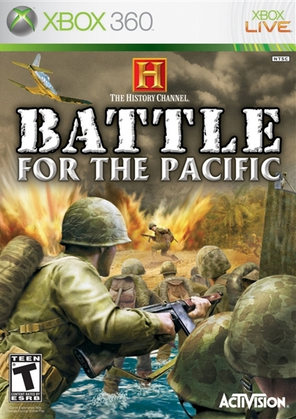 [XBOX360] Battle for the Pacific[FREEBOOT / ENG]