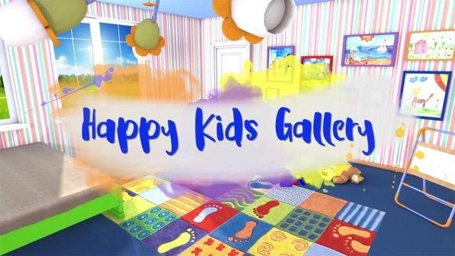 Проекты - Motion Array - Happy Kids Gallery Slideshow - 57658 [AEP]