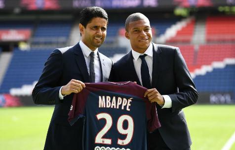 "Вице-президент ""Монако"": ""Мадрид"" предлагал за Мбаппе ту же сумму, что и ""ПСЖ"", но..."""