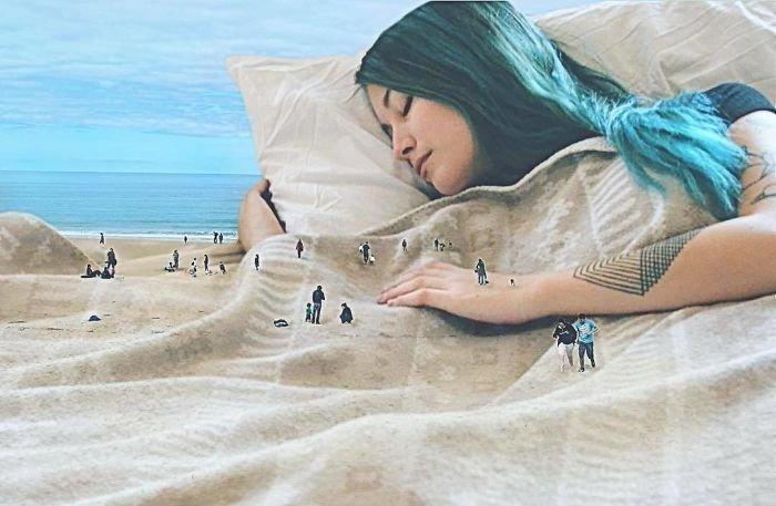 Cюрреалистичные картины Карвалью