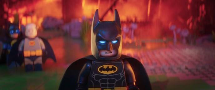 Лего Фильм: Бэтмен / The LEGO Batman Movie (2017/BDRip), Лицензия