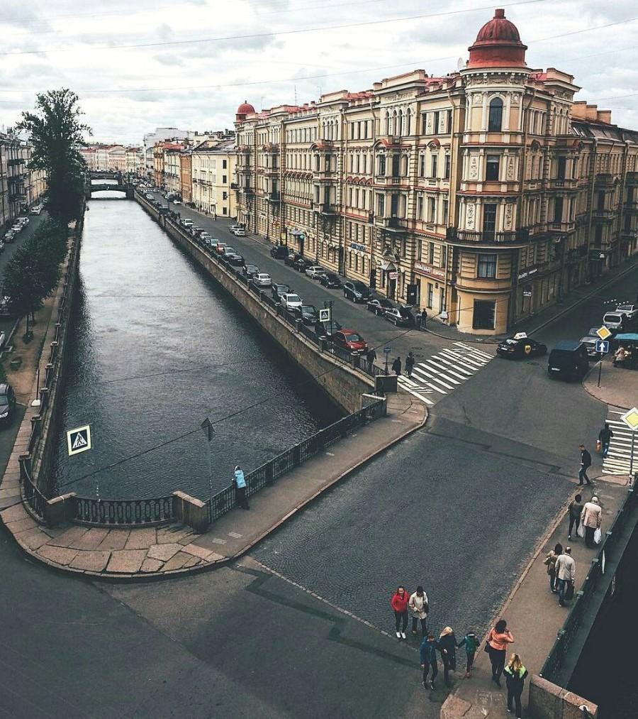 Каналы Питера