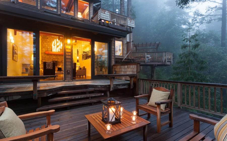Место для уютного отдыха