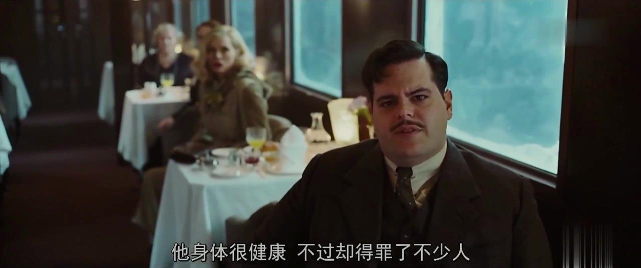 Убийство в Восточном экспрессе / Murder on the Orient Express (2017) WEBRip 720p