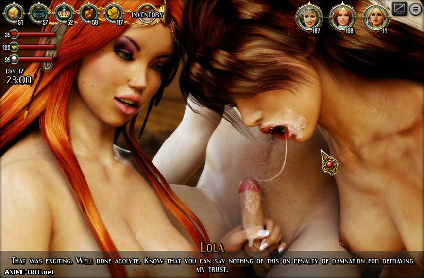 Sexandglory & Lesson of Passion Games Collection [2011-2017] [Uncen] [3DCG,Flash,Sim,Animation] [ENG] H-Game