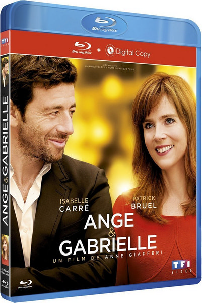 Анж и Габриель / Ange et Gabrielle / Love at First Child (Анн Джаффери / Anne Giafferi) [2015, Франция, Мелодрама, комедия, BDRip 1080p] MVO (1 канал) + MVO + Original Fra + Sub Rus, Fra, Eng