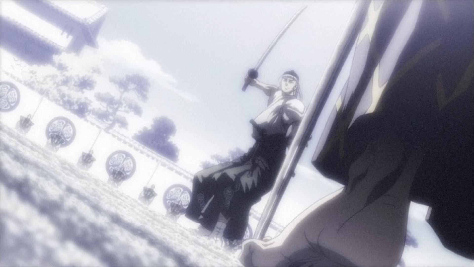 Одержимые смертью / Shigurui [S01] (2007/BDRip-HEVC) 1080p, L1