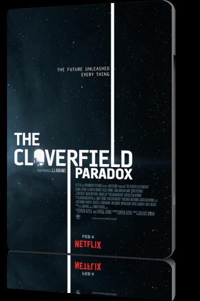 Парадокс Кловерфилда / Частица Бога / The Cloverfield Paradox (2018) WEBRip-AVC от New-Team | NewStudio