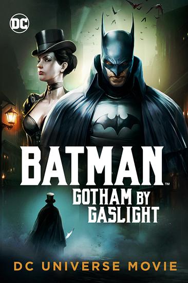Бэтмен: Готэм в газовом свете / Batman: Gotham by Gaslight (2018) WEBRip от Portablius | Flarrow Films