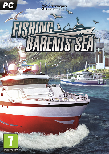 Fishing: Barents Sea [v 1.0.15] [RUS/ENG/Multi] (2018) | RePack от xatab
