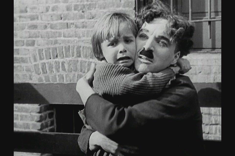 Малыш / The kid (1921/BDRip), Субтитры