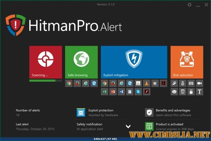 Hitman Pro 3.7.9 Build 234 [2017 / Rus/Eng]