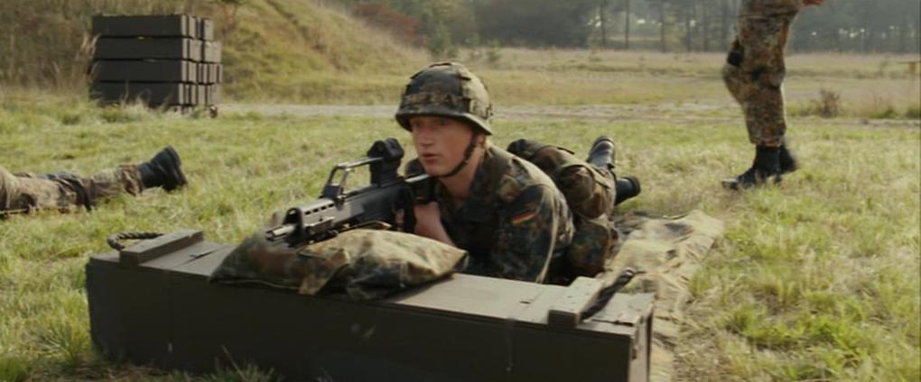 Теперь ты в армии / Kein Bund fuers Leben (2007) DVDRip-AVC
