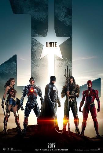 Justice League 2017 1080p HDRip X264 AC3-EVO