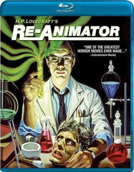 Реаниматор / Re-Animator (1985) BDRip [H.264/720p] [Integral Version]