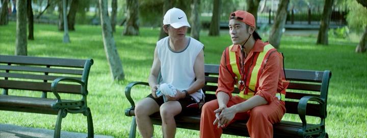 Прачечник / Qingtian jie yi hao (2015/WEB-DLRip), P