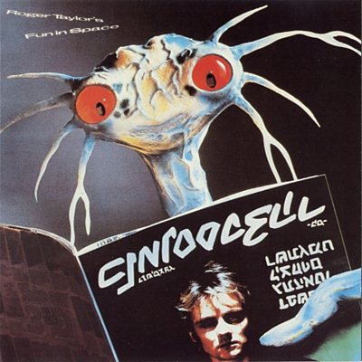 Roger Taylor - Fun in Spase [Remastered] (1981/1996) MP3