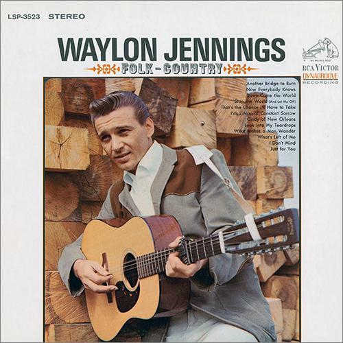 [TR24][OF] Waylon Jennings - Folk-Country- 1966 / 2016 (Country)