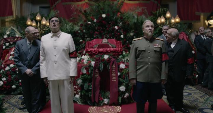 Смерть Сталина / The Death of Stalin (2017/WEB-DLRip) от Dalemake | L.M