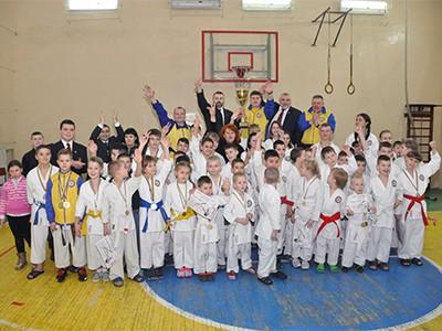 Межрегиональный турнир по каратэ «Кубок Дебютанта»