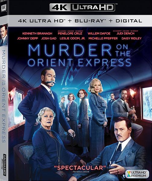 Убийство в Восточном экспрессе / Murder on the Orient Express (2017) BDRip | DUB (ITunes)