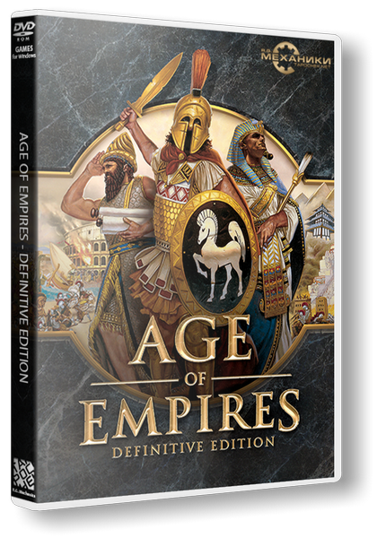 Age of Empires: Definitive Edition [v1.3.5314] (2018/PC/Русский), RePack от R.G. Механики