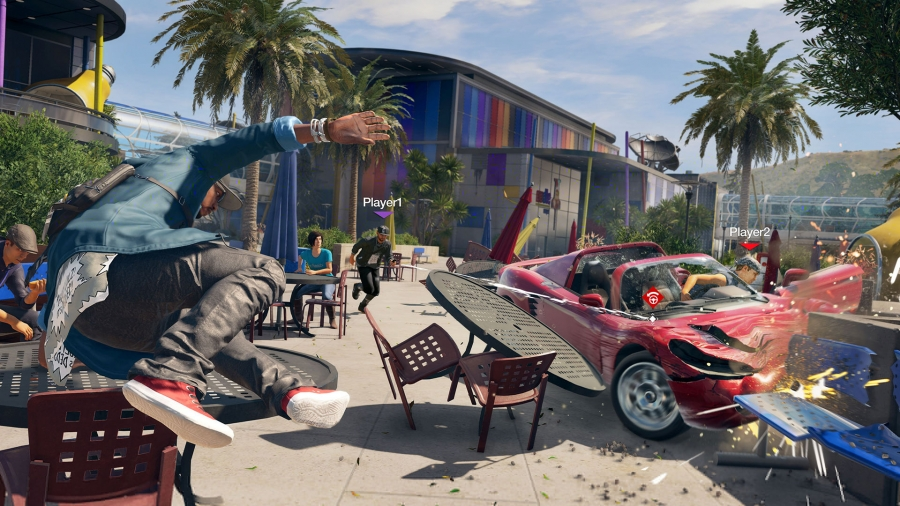 Watch Dogs 2: Digital Deluxe Edition [v 1.017.189.2 + DLCs] (2016) PC