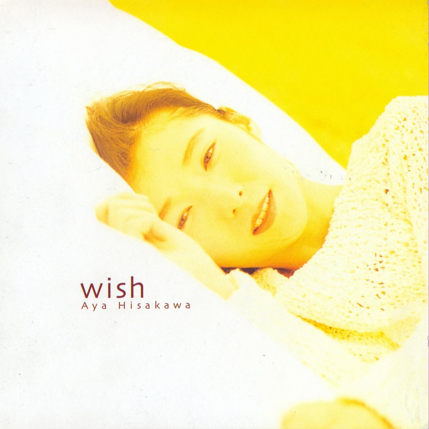 20180302.2043.3 Aya Hisakawa - Wish (1998) cover.jpg
