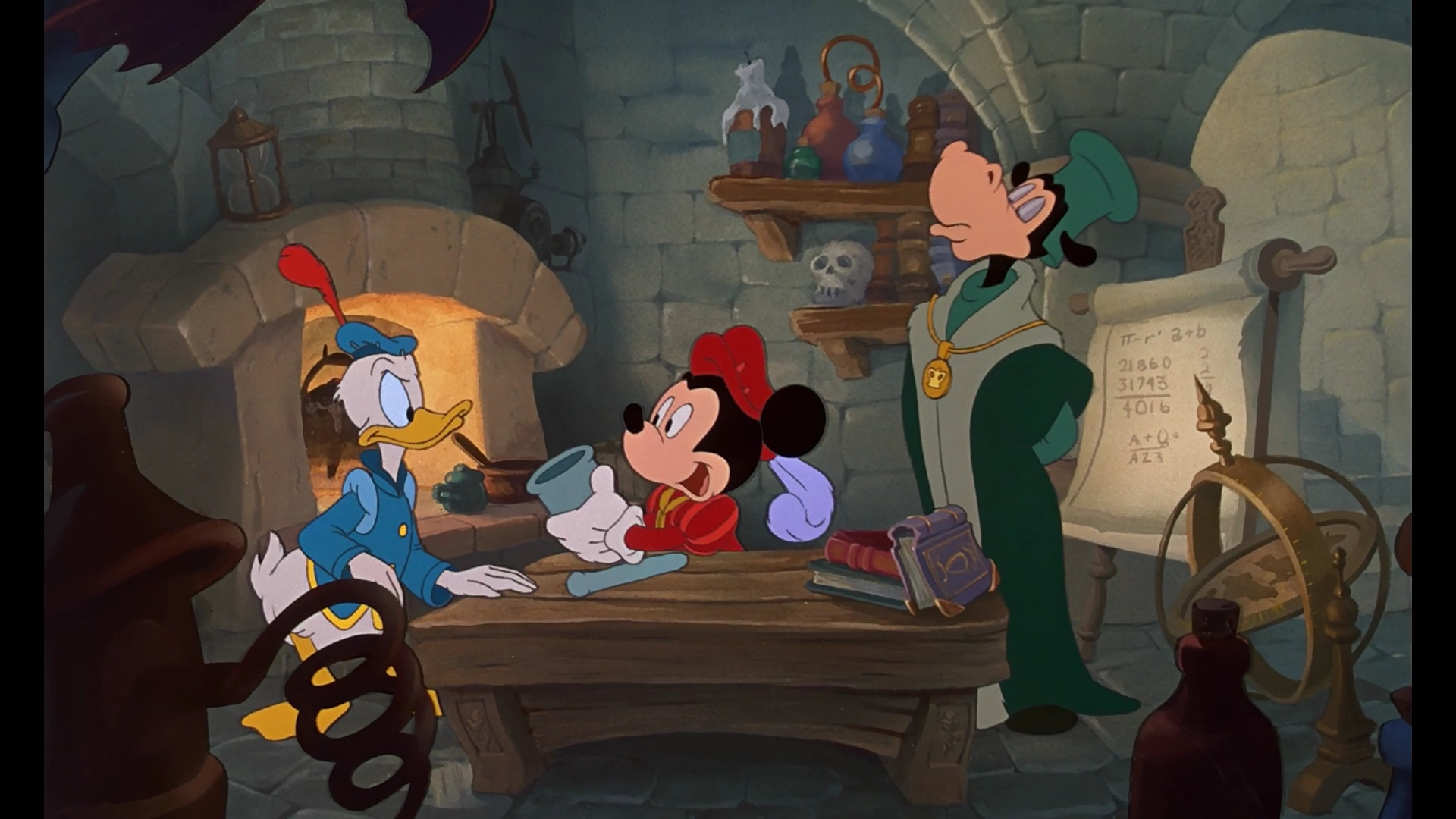 Микки Маус: Принц и нищий / Mickey Mouse: The Prince and the Pauper (1990/WEB-DL) 1080p
