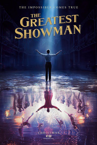 The Greatest Showman 2017 720p HC HDRip X264 AC3-EVO