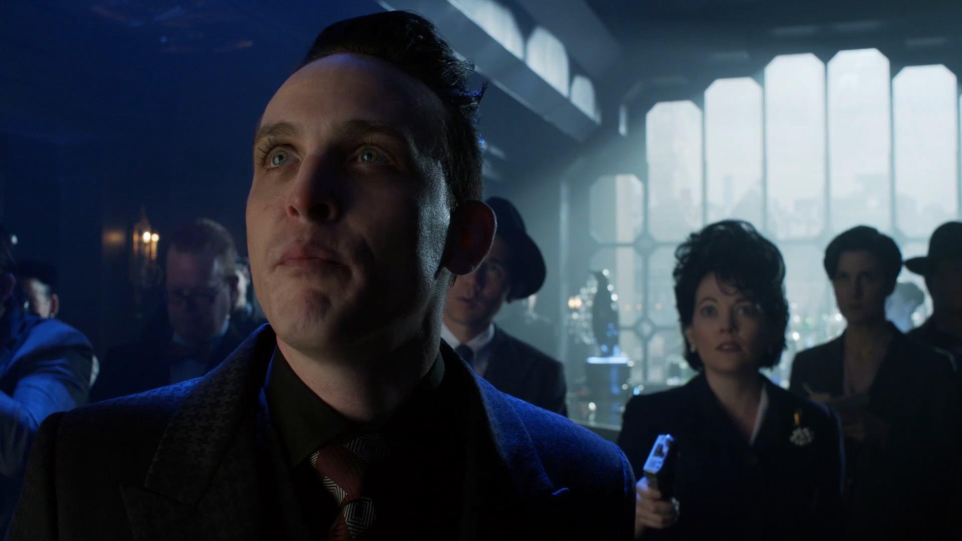 Готэм / Gotham [04x01-12 из 22] (2017) WEB-DLRip 1080p