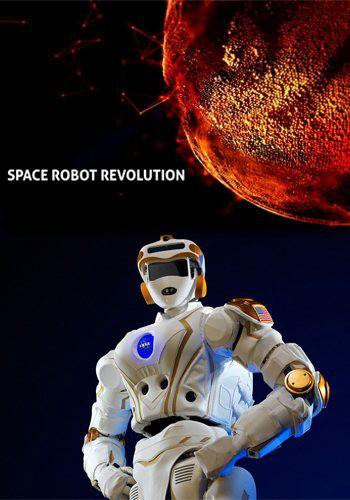 Революция космических роботов / Space Robot Revolution (2016) HDTVRip [H.264/720p-LQ]