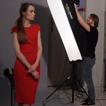 Алексей Довгуля | Студийная съемка установка освещения и виды света (2018) CamRip [H.264/720p-LQ]