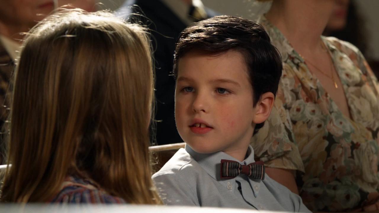Детство Шелдона / Young Sheldon [01х01-15 из 24] (2017) HDTVRip 720p