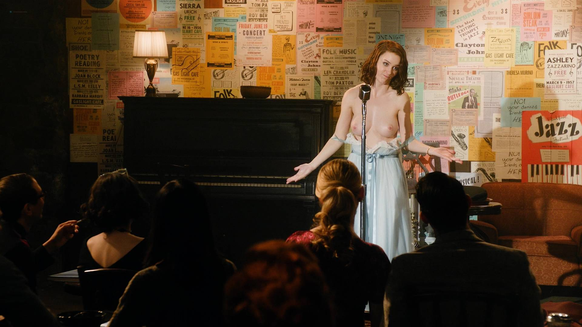 The Marvelous Mrs. Maisel Nude